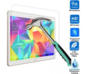 "I-Tech Premium Tempered Glass Screen Protector for Samsung Galaxy Tab S 10.5"" with 2.5D Curved edge"
