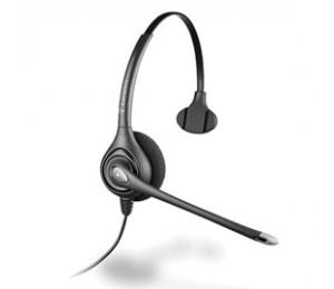 Plantronics Supraplus Hw251N Over-The-Head Wideband Monaural Nc Corded Headset Top 64338-34_