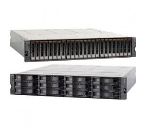 LENOVO STORAGE V3700 V2 SFF CONTROLLER ENCLOSURE 6535C4D