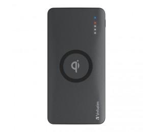 Verbatim Power Pack 10000Mah Pd+Qc Wless 10W Gry 65936