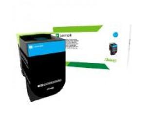 Lexmark 708xce Cyan Extra High Yield Corporate Toner Cartridge 4k Cs510 70c8xce