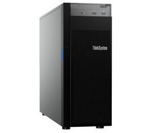 """Lenovo Thinksystem St250 Xeon E-2104G 4C (1/ 1) 8Gb(1/ 4) 2.5""""Hs(0/ 8) 550W 3Yr 7Y45A01Lau"""