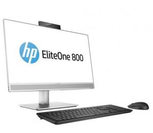 "Hp Eliteone 800 G4 Touch Aio (4wr98pa) I5-8500 8gb(1x8gb)(ddr4) Ssd-256gb 23.8""-touch No-wifi Webcam-ir"