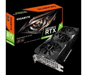 Nvidia Rtx 2070 Super Windforce Oc 3X 1785Mhz 8Gb Gddr6 3Xdp 1Xhdmi Atx 3Xfans 650W 3 Year Warranty Gv-N207Swf3Oc-8Gd