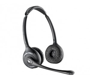 PLANTRONICS SPARE BINAURAL OVER-THE-HEAD HEADSET - CS520 86920-02