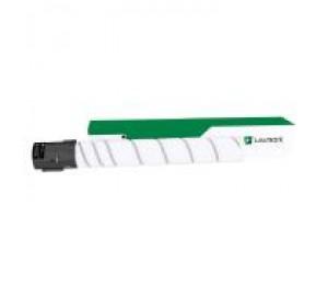Lexmark Black High Yield Toner Cartridge For Cx92 34 000pg 86c0hk0