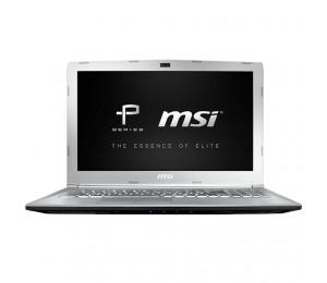 Msi Pe62 Coffeelake I7-8750h 8gb 128g Ssd + 1tb Nvidia Gtx 1050 4g 15.6in Fhd White Backlight Steelseries