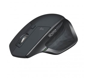 LOGITECH MX MASTER 2S WIRELESS MOUSE GRAPHITE 910-005142