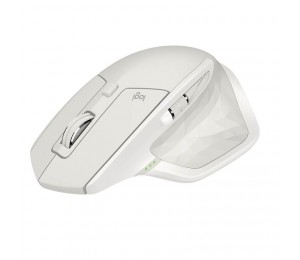 LOGITECH MX MASTER 2S WIRELESS MOUSE LIGHT GREY 910-005193