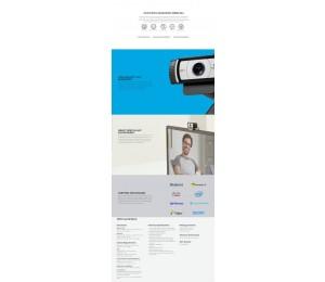 Logitech 960-000976: Logitech C930e Webcam Pro HD 1080P LOGWEBCC930E