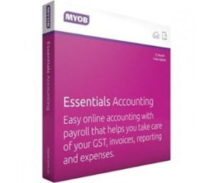 Myob Essentials Accounting With Unlimited Payroll For Pc And Mac User Online Only - 12 Months