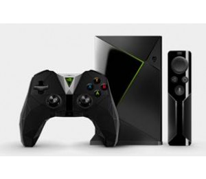 Nvidia Shield Tv With Controller 945-12897-2506-000