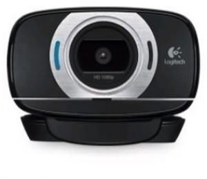 Logitech Webcam: C615 HD 1080p recording. HD 720p video calling on most major IM apps. Glass element