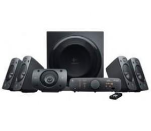 LOGITECH Z906 SURROUND SOUND SPEAKERS - 2YR WTY 980-000470