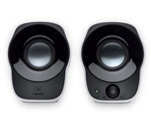Logitech Speaker: Z120 Usb Powered 980-000514