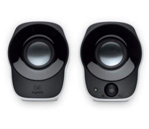 Logitech Z120 Usb Speakers 2.0 980-000514