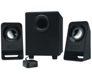 Logitech Speaker: Z213 Full Bass Multimedia 980-000944
