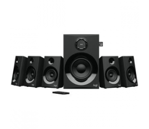 Logitech Z607 5.1 Surround Sound Speakers With Bluetooth Rms(160w) 3.5mm(1) Rca(3) 1yr 980-001318