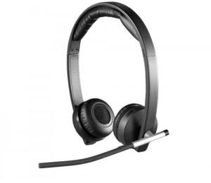 Logitech H820e Wireless Stereo Headset - 1yr Wty 981-000517