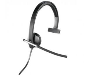 LOGITECH H650E USB MONO HEADSET  981-000544