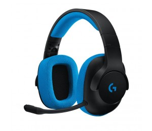 LOGITECH G233 PRODIGY WIRED GAMING HEADSET 2 YR WTY 981-000705