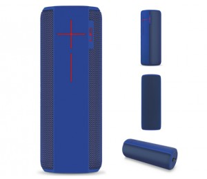 Logitech Speakers: Ue Megaboom Portable Bluetooth Wireless Waterproof - Blue 984-000483#