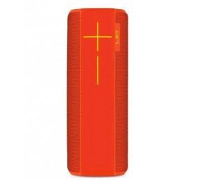 Logitech Speakers: Ultimate Ears Ue Megaboom Bluetooth Wireless Waterproof - Orange 984-000729#