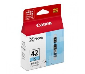 Canon Photo Cyan ink tank for PIXMA PRO100 CLI42PC