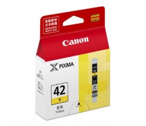 Canon CLI42Y Yellow ink tank for PIXMA PRO100 CLI42Y