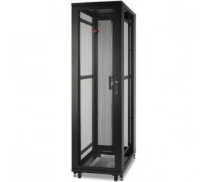 APC - SCHNEIDER NetShelter SV 42U 600mm Wide x 1060mm Deep Enclosure without Sides Black AR2401