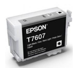 EPSON UltraChrome HD Ink - Light Black Ink Cartridge C13T760700