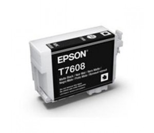 EPSON UltraChrome HD Ink - Matte Black Ink Cartridge C13T760800