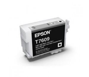 EPSON UltraChrome HD Ink - Light Light Black Ink Cartridge C13T760900