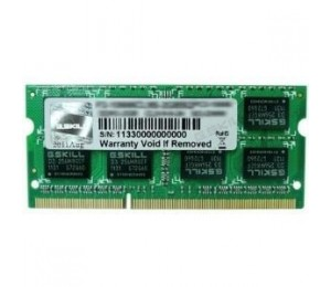 G.skill 4gb Pc3-8500/ddr3 1066mhz 1.50v So-dimm For Mac Fa-8500cl7s-4gbsq