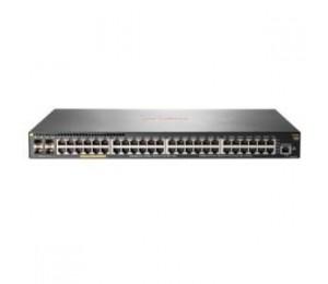 HP ARUBA 2930F 48G POE+ 4SFP+ SWITCH 48 X GIG POE+ PORTS 4X SFP+ PORTS LITE L3 LIFE WTY JL256A