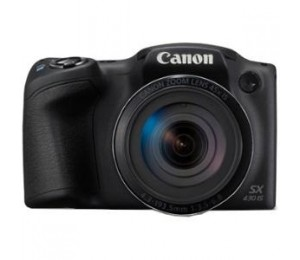 Canon Powershot Sx430Is Black Digital Camera Sx430Is