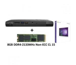 INTEL I.M. BUILT 6GEN I7 BOXNUC6I7KYK4 NUC 16GB DDR4 M.2 128GB SSD WIN 10 PRO FULLY BUILT