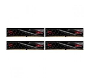 G.SKILL 16GB X 4 PC4-19200 / DDR4 2400 MHZ 1.2V FORTIS F4-2400C16Q-64GFT