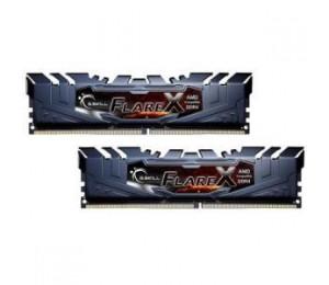 G.SKILL 8GB X 2 PC4-25600 / DDR4 3200 MHZ 1.35V FLARE X F4-3200C14D-16GFX
