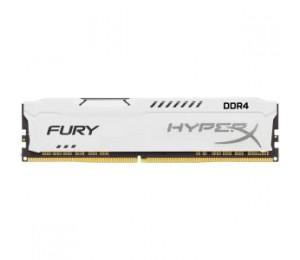 KINGSTON 16GB 2400MHZ DDR4 CL15 DIMM HYPERX FURY WHITE HX424C15FW/16