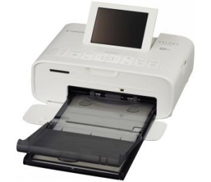 Canon Selphy Cp1300 White Photo Printer Cp1300Wh