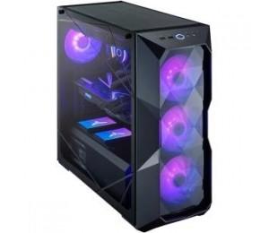 Cooler Master Masterbox Td500 Crystal Mcb-D500D-Kgnn-Sau