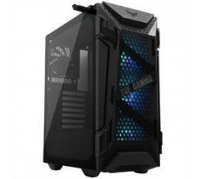 ASUS TUF GAMING GT301 ATX MID-TOWER COMPACT CASE (GT301 TUF GAMING CASE)