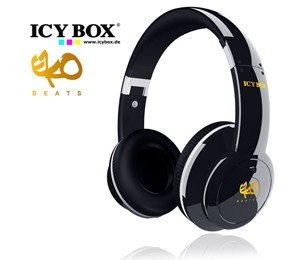 Icy Box Big City Vibes Ib-hph2 Headphones 3.5 Mm Jack (black) Ahsicyibekobeatbk