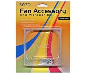 VIZO Anti-Vibration Kit 9.2cm Casefan
