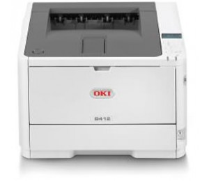 Oki B412dn A4 Mono Led Printer 33ppm 45762003