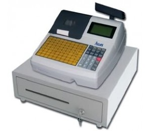 Aclas Cash Register And Drawer Cr653-hs410 Oem Bc/f/cr653-hs410
