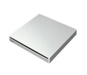 Pioneer Bdr-xs06t White Slot Load 8x Slim Ext Portable Usb 3.0 Blu-ray Writer - Retail With Cyberlink