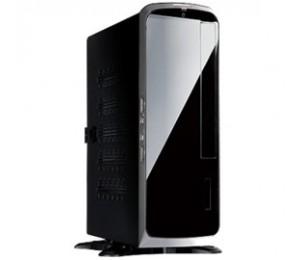 IN WIN BM643 MINI-ITX 180W GLOSSY BLACK FRONT USB3.0 x2 + HD AUDIO 3 YEARS WARRANTY BM643BK18PNU3