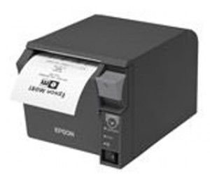 Epson Tm-t70ii-002 - Thermal Receipt Printer With Parallel Printer Cable And Power Cable C31cd38002+